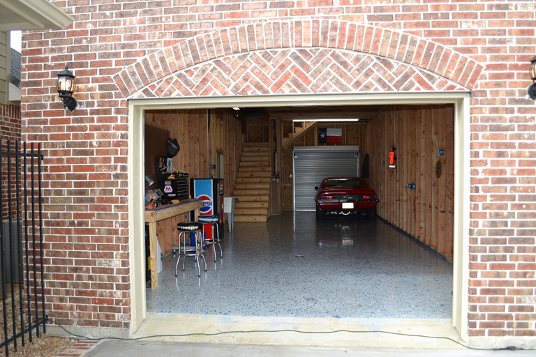 My New Man Cave Muscle Car Garage Is Done Camaro Forums